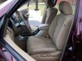 2007 Dark Cherry Pearl Honda Pilot EX  photo #9