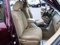 2007 Dark Cherry Pearl Honda Pilot EX  photo #16