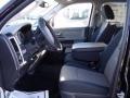 2010 Brilliant Black Crystal Pearl Dodge Ram 3500 Big Horn Edition Crew Cab Dually  photo #8