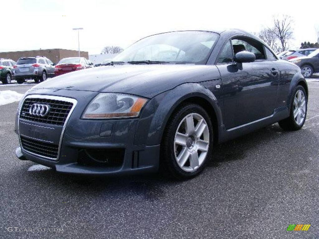 2005 dolomite grey pearl effect audi tt 3 2 quattro coupe. Black Bedroom Furniture Sets. Home Design Ideas