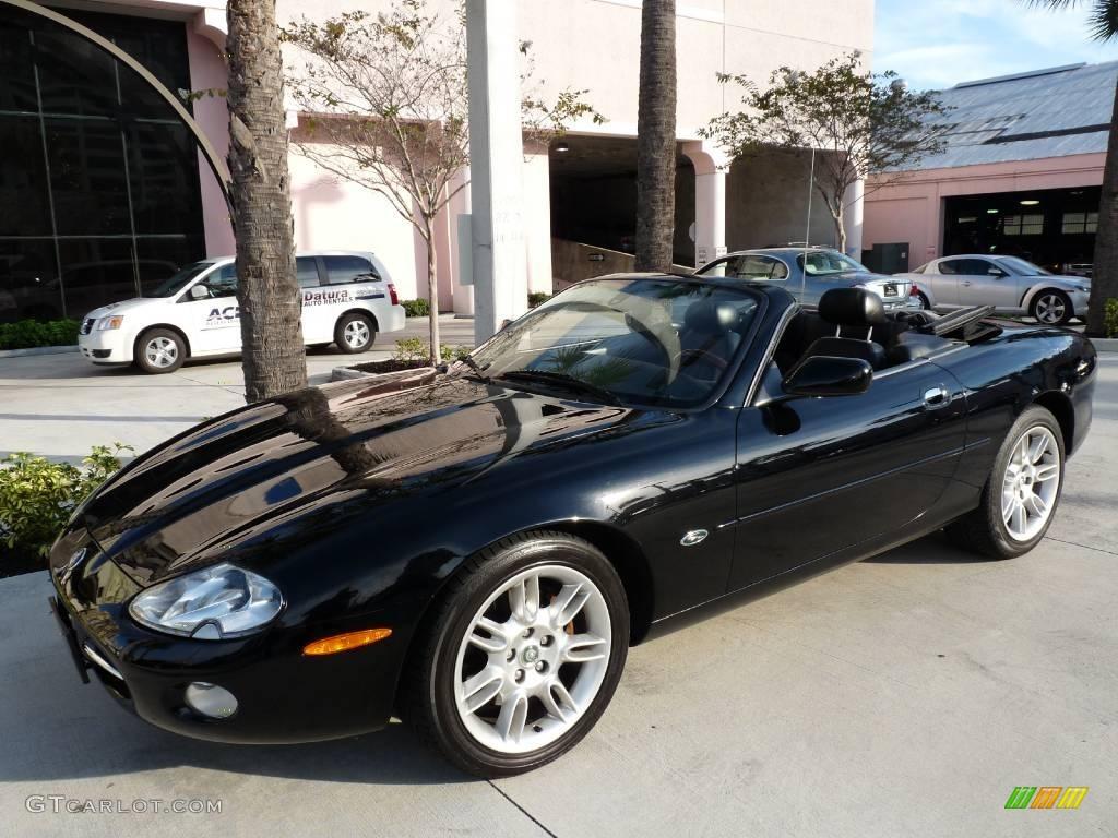 jaguar xk convertible black. Black Bedroom Furniture Sets. Home Design Ideas