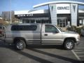Pewter Metallic 2002 GMC Sierra 1500 Gallery