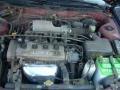 1994 Prizm LSi 1.6 Liter DOHC 16-Valve 4 Cylinder Engine