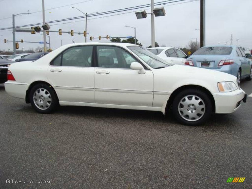 2003 premium white pearl acura rl 3 5 sedan 25062321. Black Bedroom Furniture Sets. Home Design Ideas