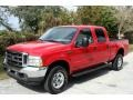 Red 2002 Ford F350 Super Duty Gallery