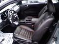 2007 Tungsten Grey Metallic Ford Mustang GT Premium Convertible  photo #7