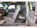 2000 Light Pewter Metallic Chevrolet Silverado 1500 Z71 Extended Cab 4x4  photo #16