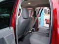 2008 Blaze Red Crystal Pearl Dodge Ram 1500 Big Horn Edition Quad Cab  photo #14