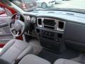 2008 Blaze Red Crystal Pearl Dodge Ram 1500 Big Horn Edition Quad Cab  photo #20