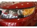 2011 Spicy Red Kia Sorento LX AWD  photo #48