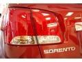2011 Spicy Red Kia Sorento LX AWD  photo #50