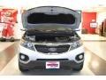 2011 Bright Silver Kia Sorento LX  photo #26