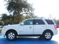 2010 White Suede Ford Escape Hybrid  photo #2