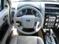 2010 White Suede Ford Escape Hybrid  photo #7