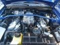 2003 Sonic Blue Metallic Ford Mustang Cobra Coupe  photo #30