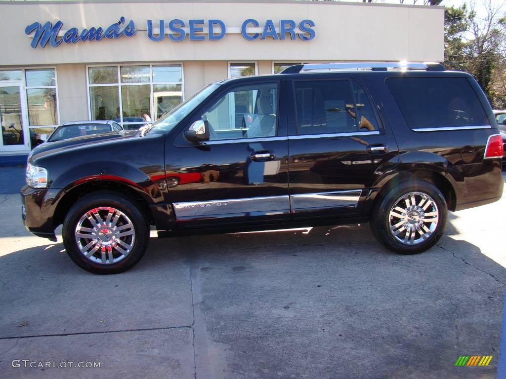 2007 Lincoln Navigator specs – OneGrandCars