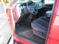 2002 Flame Red Dodge Ram 1500 SLT Quad Cab  photo #4