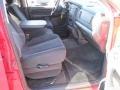 2002 Flame Red Dodge Ram 1500 SLT Quad Cab  photo #15