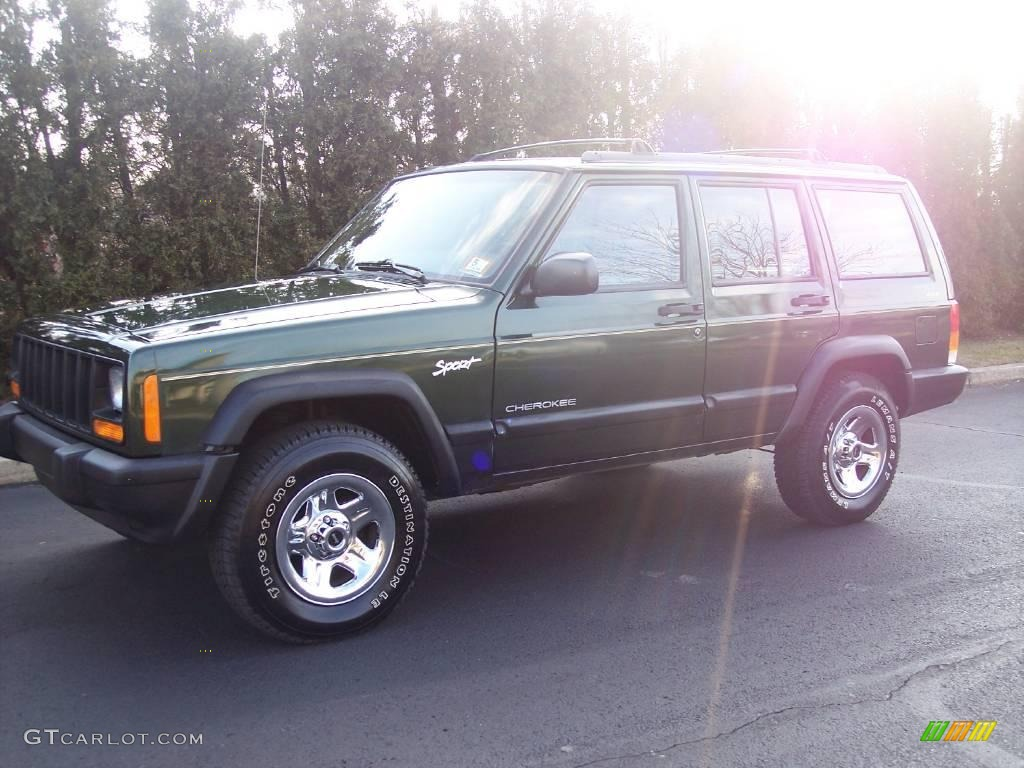 1997 jeep cherokee sport specs. Black Bedroom Furniture Sets. Home Design Ideas