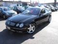 Black 2004 Mercedes-Benz CL 55 AMG