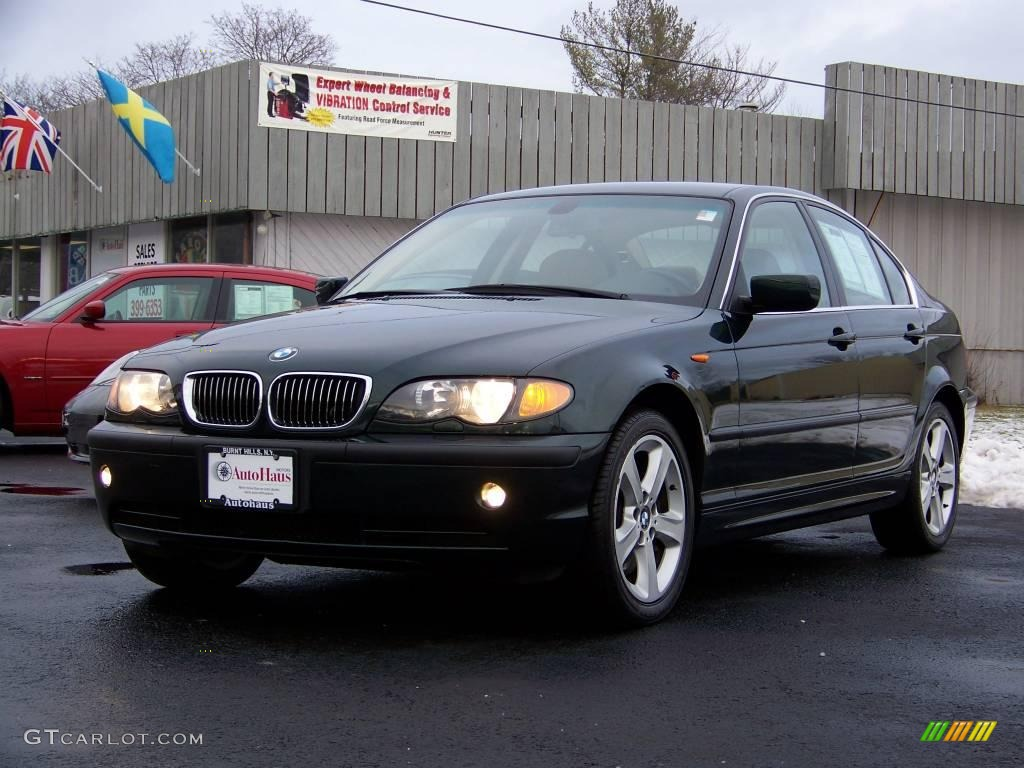 2004 oxford green metallic bmw 3 series 330xi sedan. Black Bedroom Furniture Sets. Home Design Ideas