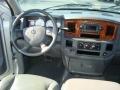 2006 Bright Silver Metallic Dodge Ram 1500 SLT Quad Cab  photo #14