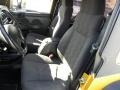 2003 Inca Gold Metallic Jeep Wrangler Rubicon 4x4  photo #4