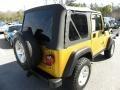 2003 Inca Gold Metallic Jeep Wrangler Rubicon 4x4  photo #10