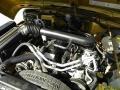 2003 Inca Gold Metallic Jeep Wrangler Rubicon 4x4  photo #16