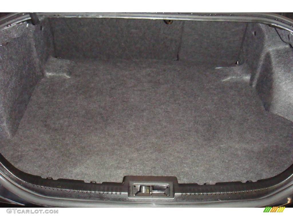 2008 MKZ Sedan - Black / Dark Charcoal photo #23