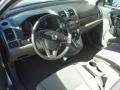 2009 Alabaster Silver Metallic Honda CR-V EX 4WD  photo #9