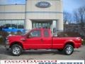 Royal Red Metallic 2010 Ford F250 Super Duty Gallery