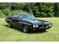 Starlight Black 1970 Pontiac GTO Hardtop