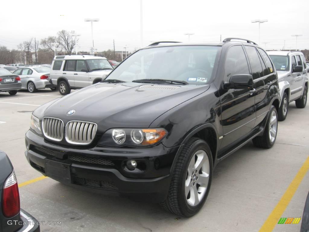 2004 jet black bmw x5 25300183 photo 4 gtcarlot. Black Bedroom Furniture Sets. Home Design Ideas