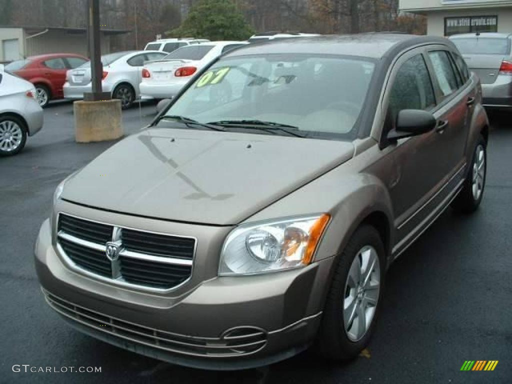 2007 light khaki metallic dodge caliber sxt 25300024 car color galleries. Black Bedroom Furniture Sets. Home Design Ideas