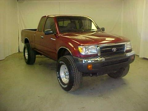 1999 Toyota Tacoma Extended Cab 4x4 Data, Info and Specs