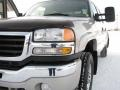 2007 Silver Birch Metallic GMC Sierra 2500HD Classic SLT Crew Cab 4x4  photo #4