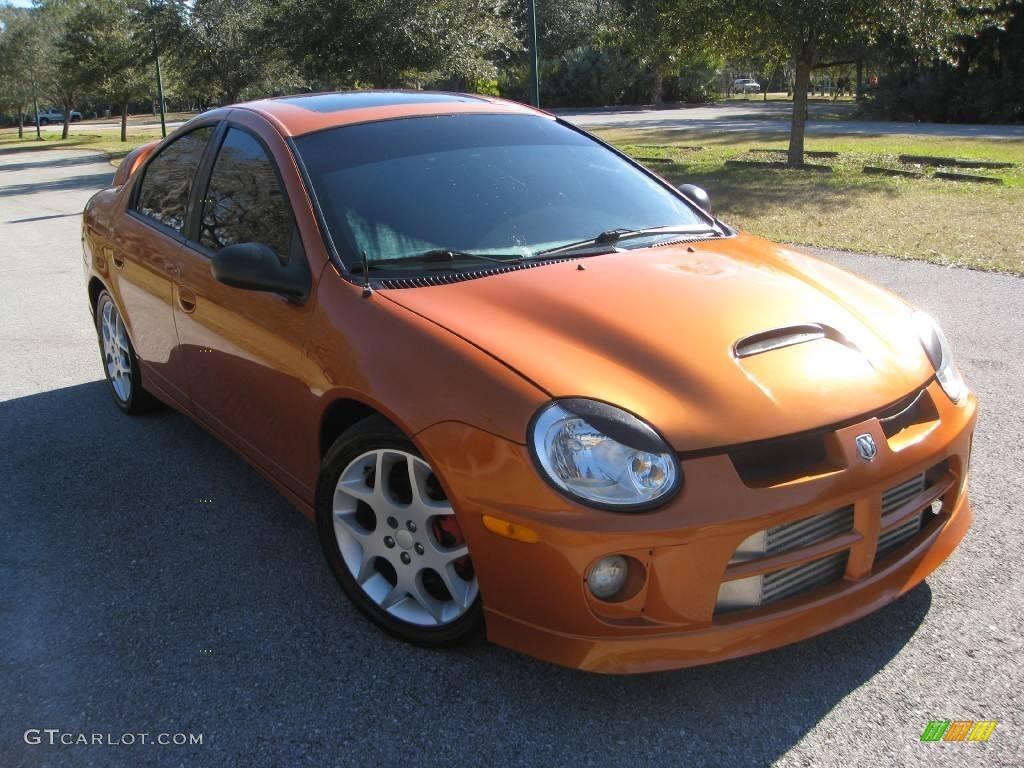 2005 orange blast pearlcoat dodge neon srt 4 25300247 photo 5 car color galleries. Black Bedroom Furniture Sets. Home Design Ideas