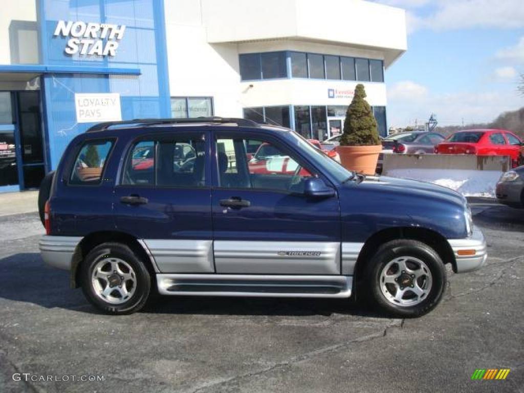 Chevrolet tracker 2001