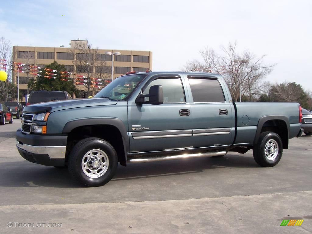 2007 Chevy Truck Colors