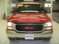 Fire Red 2002 GMC Sierra 1500 Gallery