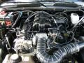 2007 Black Ford Mustang V6 Premium Coupe  photo #24