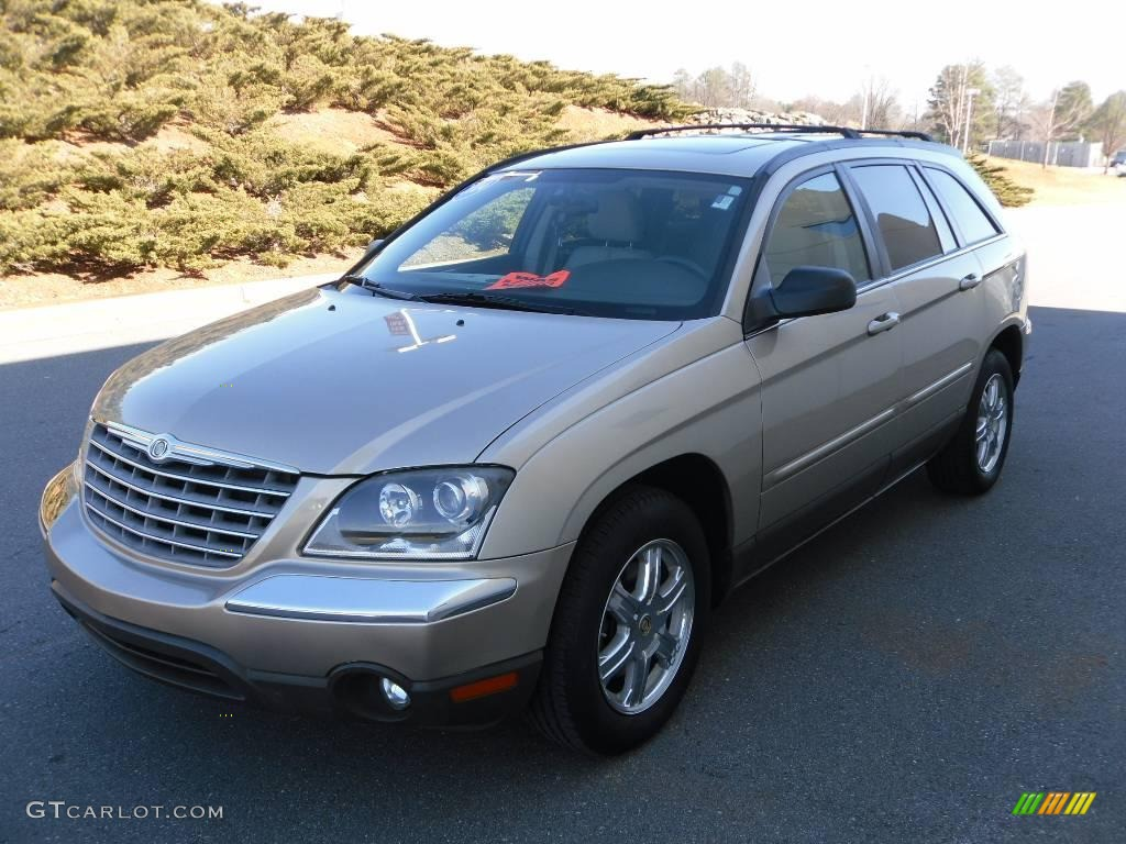 2004 linen gold metallic chrysler pacifica awd 25352861 car color galleries. Black Bedroom Furniture Sets. Home Design Ideas