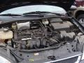 2005 Pitch Black Ford Focus ZX4 SE Sedan  photo #24