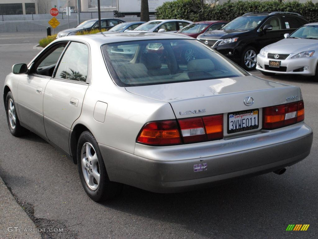 1997 es 300 oyster pearl ivory photo 8