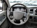 2007 Inferno Red Crystal Pearl Dodge Ram 3500 SLT Quad Cab 4x4 Dually  photo #30