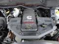 2007 Inferno Red Crystal Pearl Dodge Ram 3500 SLT Quad Cab 4x4 Dually  photo #41