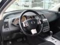 2007 Super Black Nissan Murano S  photo #17