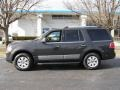 2007 Alloy Metallic Lincoln Navigator Luxury 4x4  photo #3