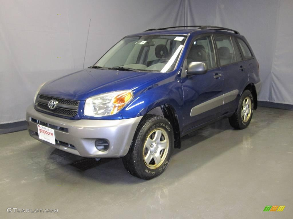 2004 spectra blue mica toyota rav4 4wd 25464452 photo 2 car color galleries. Black Bedroom Furniture Sets. Home Design Ideas